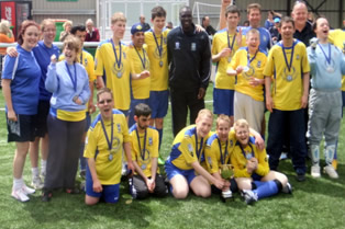 1066 Specials Team Photo