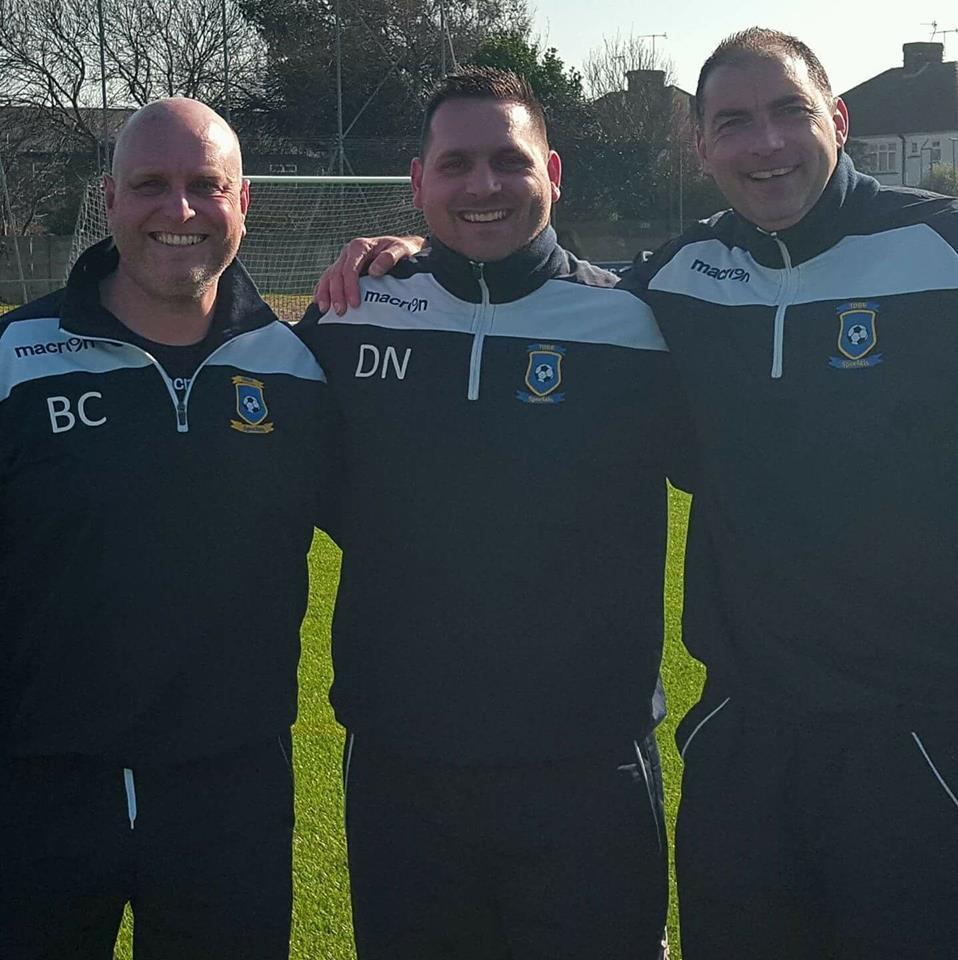 Club coaches