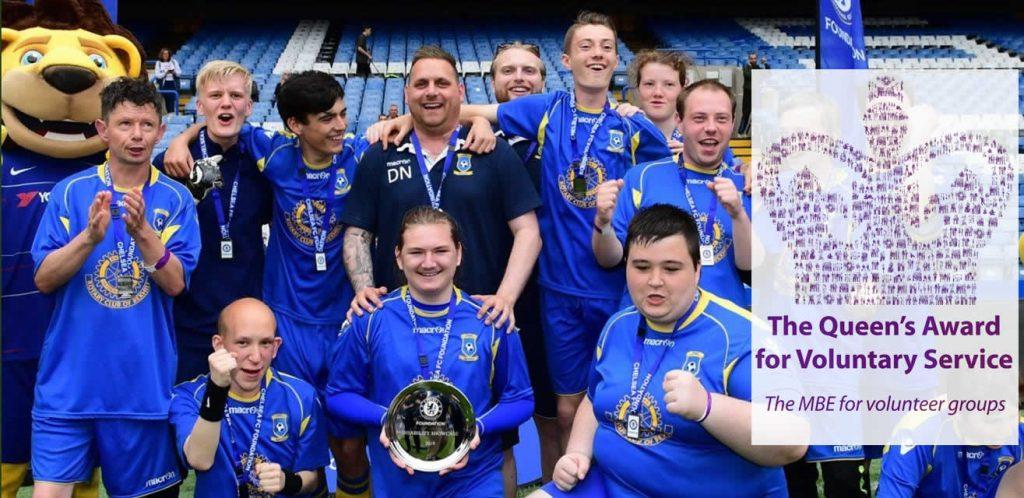 1066 Specials Football Team